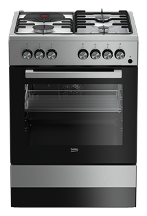 Beko Freestanding Cooker FSGT62111GS