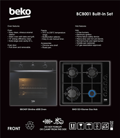 Beko Built-In Oven BCB001UK