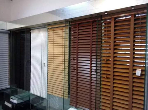 Wooden blinds 10,000SQM