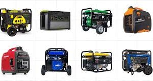 GENERATOR & PORTABLE POWER