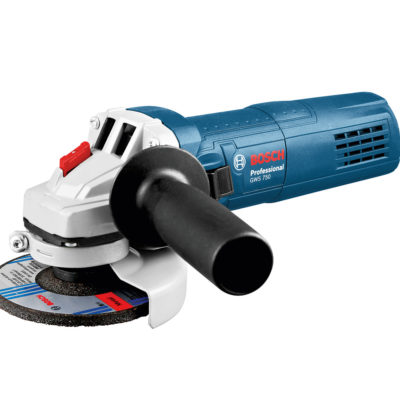 BOSCH PROFESSIONAL ANGLE GRINDER GWS 750(115MM) + 2 carbon brush