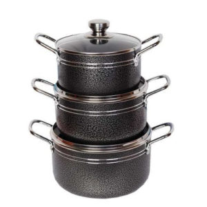 Master Chef 3 Set Pots