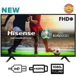 Hisense 43 Inch Full HD LED TV + Free Wall Bracket