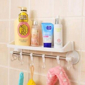 STORAGE SHELF – KITCHEN AND BATHROOM