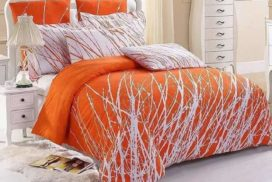 Beautiful Bed-sheet With Pillow Cases