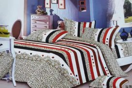 Spice Bedsheets Brown Beddings – Bedsheets, Pillow Cases