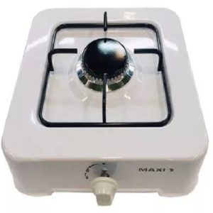 Maxi One Burner Table Top Gas Cooker- MAXI 100 – OC WH