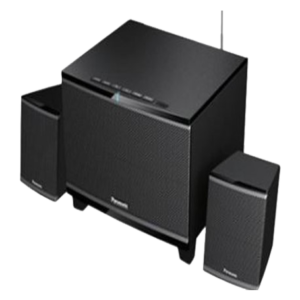 Panasonic SC-HT19GW-K Home Theatre