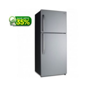 Haier Thermocool 426 Liters Double Door Refrigerator HRF-479 R600 SLV