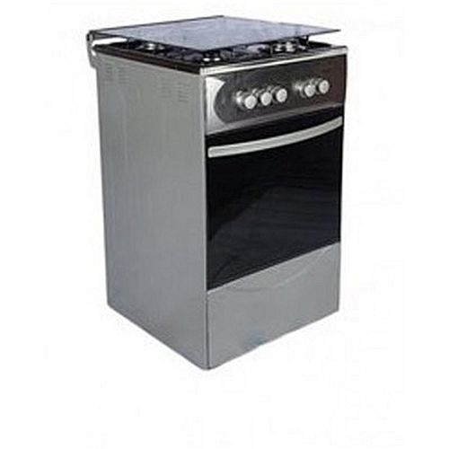 Maxi 3 BY 1 Gas Cookeri 6060 M4 Inox