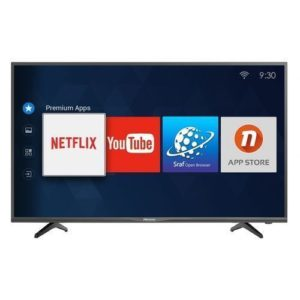 Hisense 40″ Smart Full HD LED TV + Wall Bracket – 40 B5100