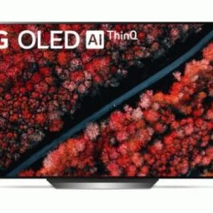 LG C9 77 inch Class 4K Smart OLED TV w/ AI ThinQ