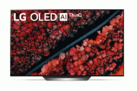 LG C9 65 inch Class 4K Smart OLED TV w/ AI ThinQ