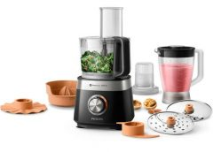 Philips Viva Collection Compact Food Processor-HR7530/11